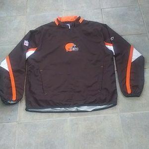 Cleveland Browns Windbreaker